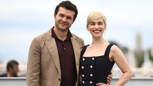 Emilia Clarke says Alden Ehrenreich and Solo: A Star Wars stars