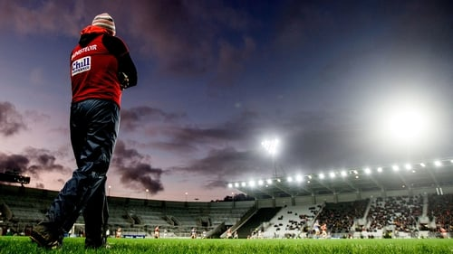Ronan McCarthy and Cork are eyeing a Munster final date on 23 June