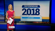 Nine News (Web): What is being put to voters in Friday's referendum?