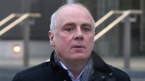 David Drumm has pleaded not guilty to conspiracy to defraud and false accounting charges in 2008