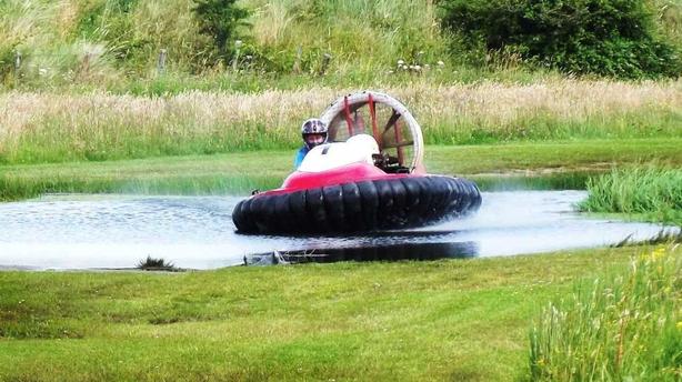 Hovercraft Foleyhov