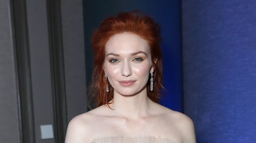 """Eleanor Tomlinson: """"We're equal leads of the show, so I'd be pretty upset if the gap hadn't closed."""""""