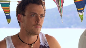 Dean is questioned about shooting on Home and Away