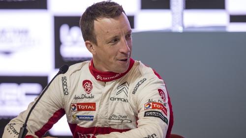 Kris Meeke looks set to return to the WRC with Toyota