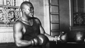 Jack Johnson reigned as world champion from December 1908 to April 1915