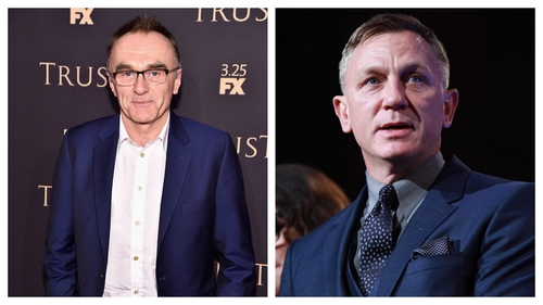 Oscar victor  Danny Boyle to direct next Bond film