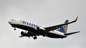 Ryanair has denied that it is withdrawing its services from Spain