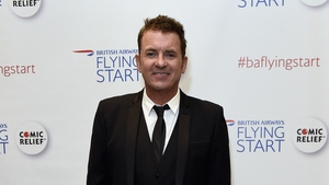 "Shane Richie - ""I was snuck in. Jessie's one of my best friends. I couldn't even tell her."""