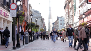 The number of people living in Dublin could rise from 1.34 million in 2016 to 1.76 million by 2036 under one scenario examined by the CSO