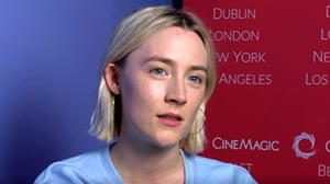 "Saoirse Ronan - ""I think we need to be making lots of modern-day Irish films, so I would like to figure out how I can be a part of that"""