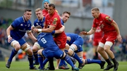 Pro 14 final: Leinster v Scarlets updates