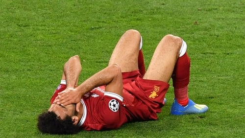 Mohamed Salah's World Cup hopes are still alive