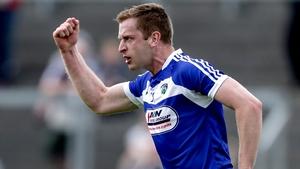 Paul Kingston scored 3-2 for Laois