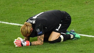 Loris Karius suffered a concussion against Real Madrid