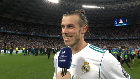 Gareth Bale raises doubts over future | UEFA Champions League Final