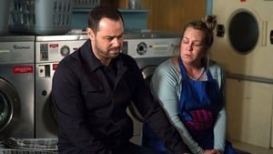 Mick tells Karen about his feelings of guilt on Thursday night