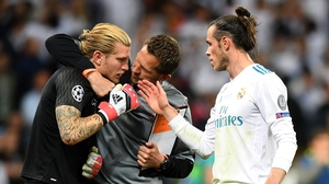 Loris Karius was examined by a specialist while on holiday in the United States