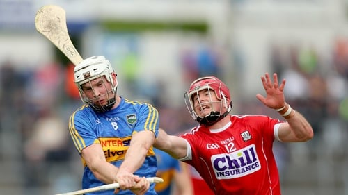 Cork and Tipperary played out a thrilling game