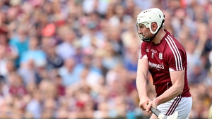 Joe Canning scored the Galway goal