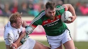 Kildare and Mayo are both in the qualifiers