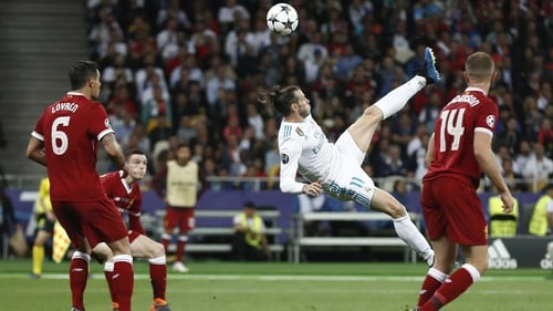Gareth Bale: 'As soon as I hit it I knew it was good'