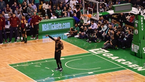 LeBron James was the star of the show
