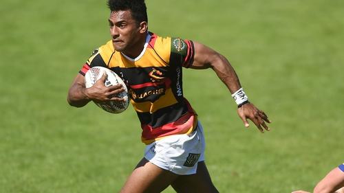Sevu Reece played against the Lions last summer