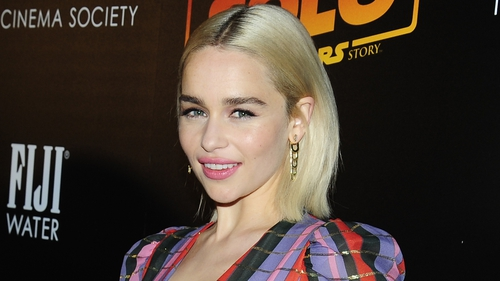 Emilia Clarke says she will miss good Guinness when Game of Thrones finishes filming in Belfast