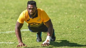 Siya Kolisi will lead South Africa against England