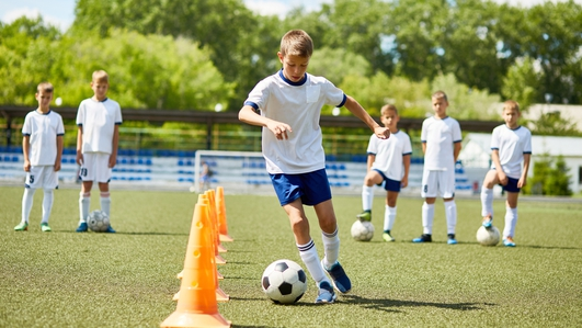 Keeping children in sport