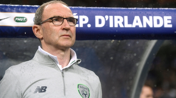 Martin O'Neill believes that Ireland can learn from their defeat to France