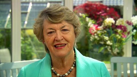 Nora Owen on Dementia   Claire Byrne Live