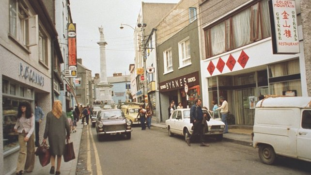 O'Connell Street, Ennis, County Clare (1979)