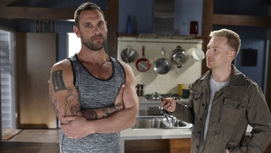 Lance says Robbo should go back to being a cop on Home and Away