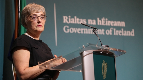 Katherine Zappone said 'people have a right to know who they are'