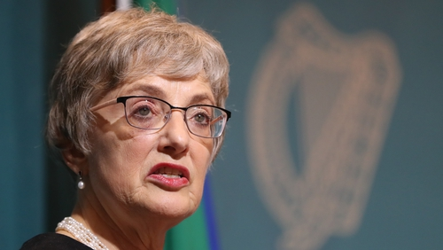 Katherine Zappone said the changes balance the right to privacy with the right to identity
