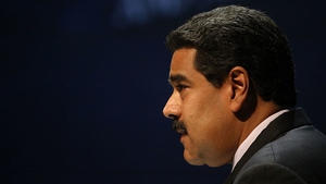 Nicolas Maduro did not say whether crucial border bridges would be unblocked