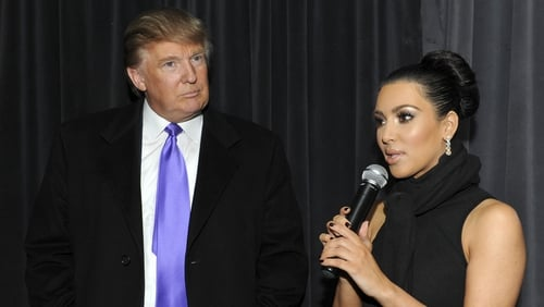 Kim Kardashian visits Trump to make clemency plea for drug-trafficking grandmother
