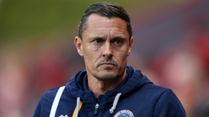 Paul Hurst has left Shrewsbury, whom he guided to the League One play-off final after achieving their highest league position in 27 years.