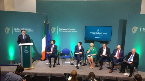 €4bn will be invested in rural development, urban regeneration, climate action and innovation