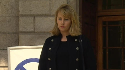 Emma Mhic Mhathúna's legal team only discovered this week about a misread slide from 2010