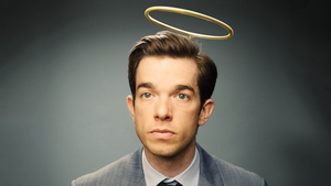 John Mulaney - SNL writer turned stand-up superstar in-the-making.