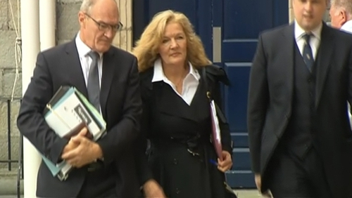 """Anne Harris told the tribunal that rumours about Maurice McCabe were """"pervasive"""" in INM offices"""