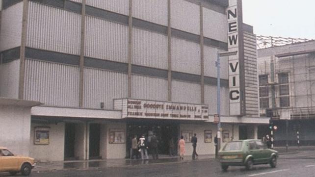 The New Vic Cinema, Belfast (1978)