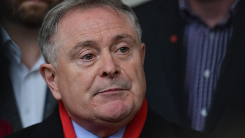Labour councillor Noel Tuohy is seeking a party leadership contest to replace Brendan Howlin