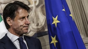 Italy's prime minister-designate Giuseppe Conte last night announced his ministerial line-up