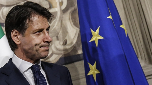 Italian Prime Minister Giuseppe Conte threatened to resign over government in-fighting in recent days