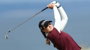 Olivia Mehaffey played in the 2016 and 2017 British Opens as an amateur