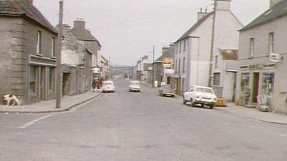 Main Street, Goresbridge, County Kilkenny (1978)