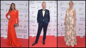IFTA TV Awards 2018: Red Carpet Fashion